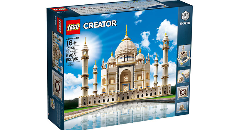LEGO Creator Expert 10256 Taj Mahal Featured 2 800x445