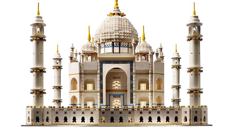LEGO Creator Expert 10256 Taj Mahal featured