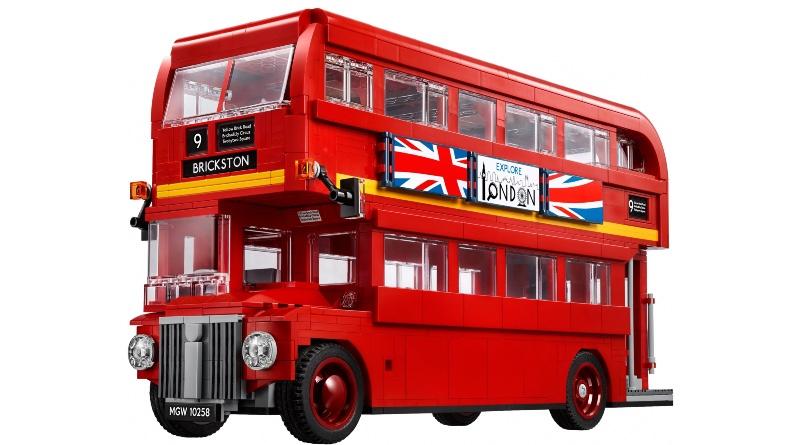 LEGO Creator Expert 10258 London Bus Featured