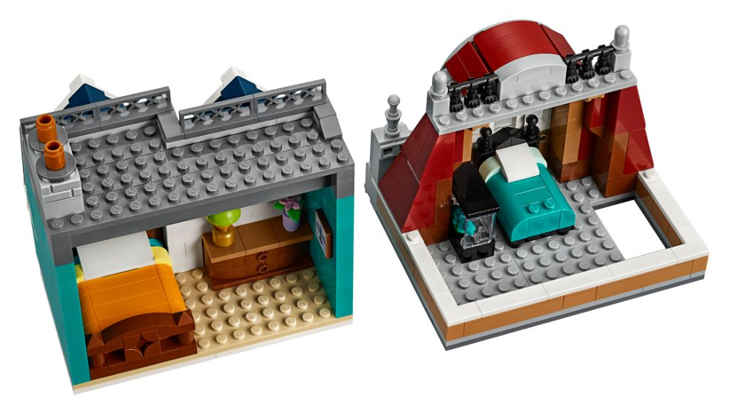 LEGO Creator Expert 10270 Bookshop 13