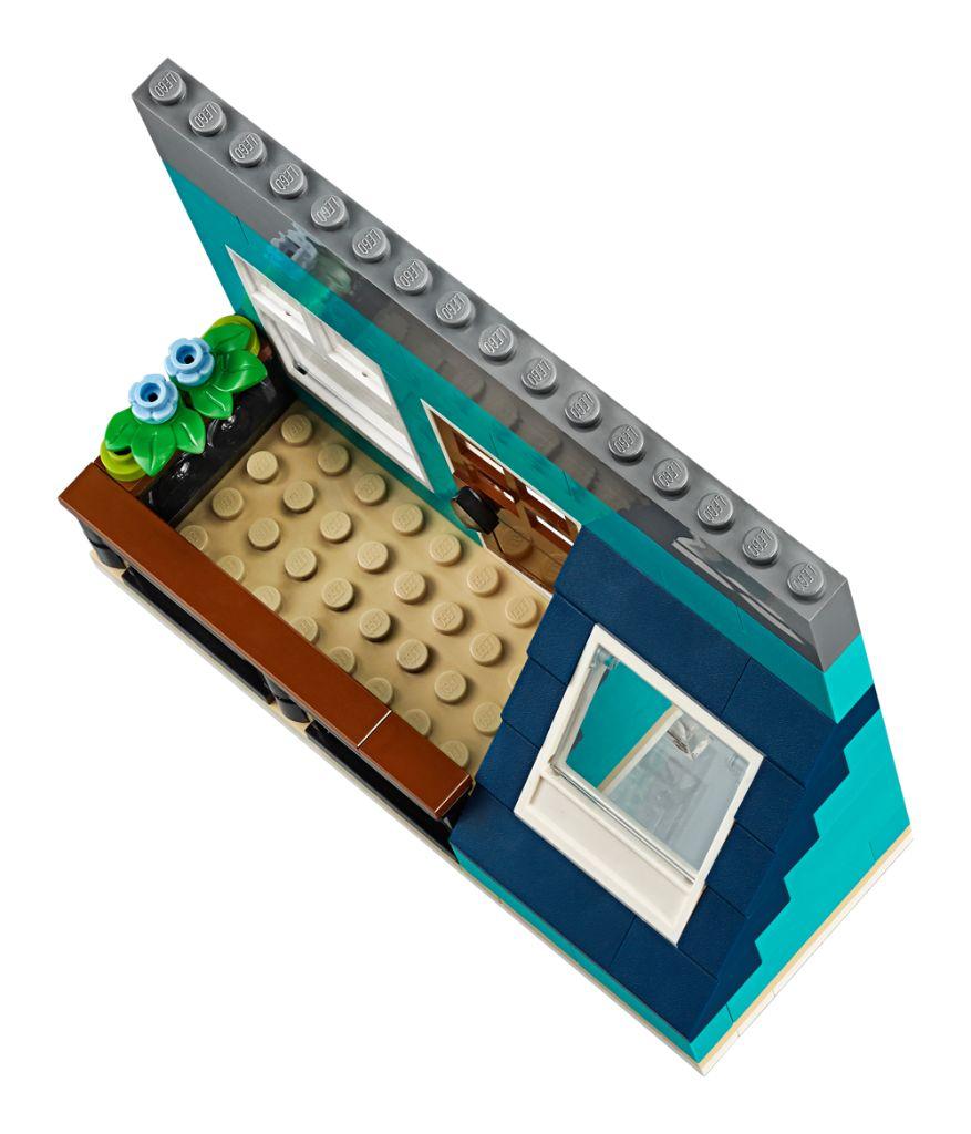 LEGO Creator Expert 10270 Bookshop 14