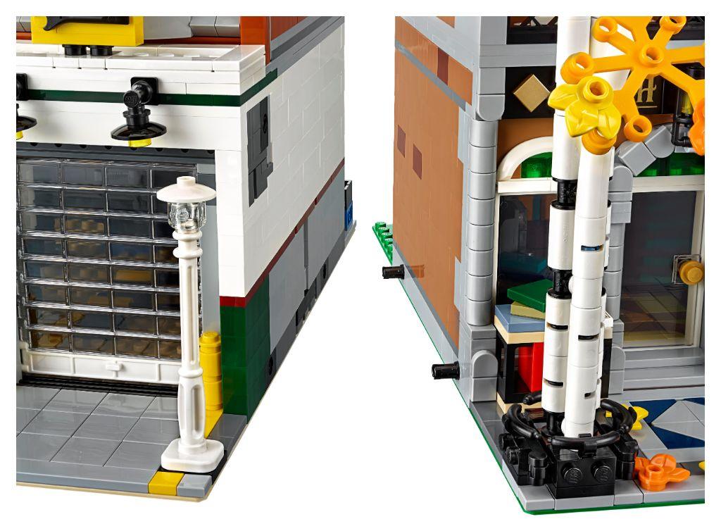 LEGO Creator Expert 10270 Bookshop 16