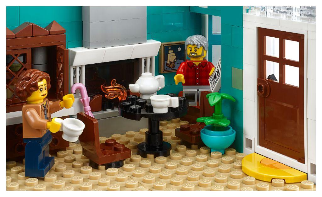 LEGO Creator Expert 10270 Bookshop 20