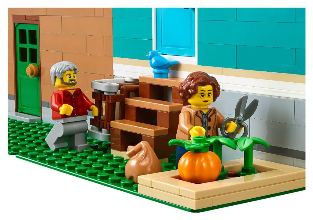 LEGO Creator Expert 10270 Bookshop 24