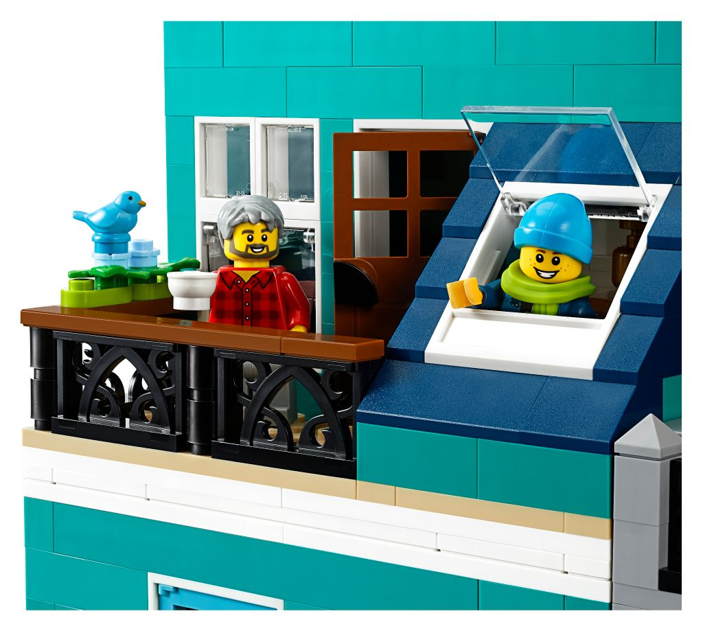 LEGO Creator Expert 10270 Bookshop 26