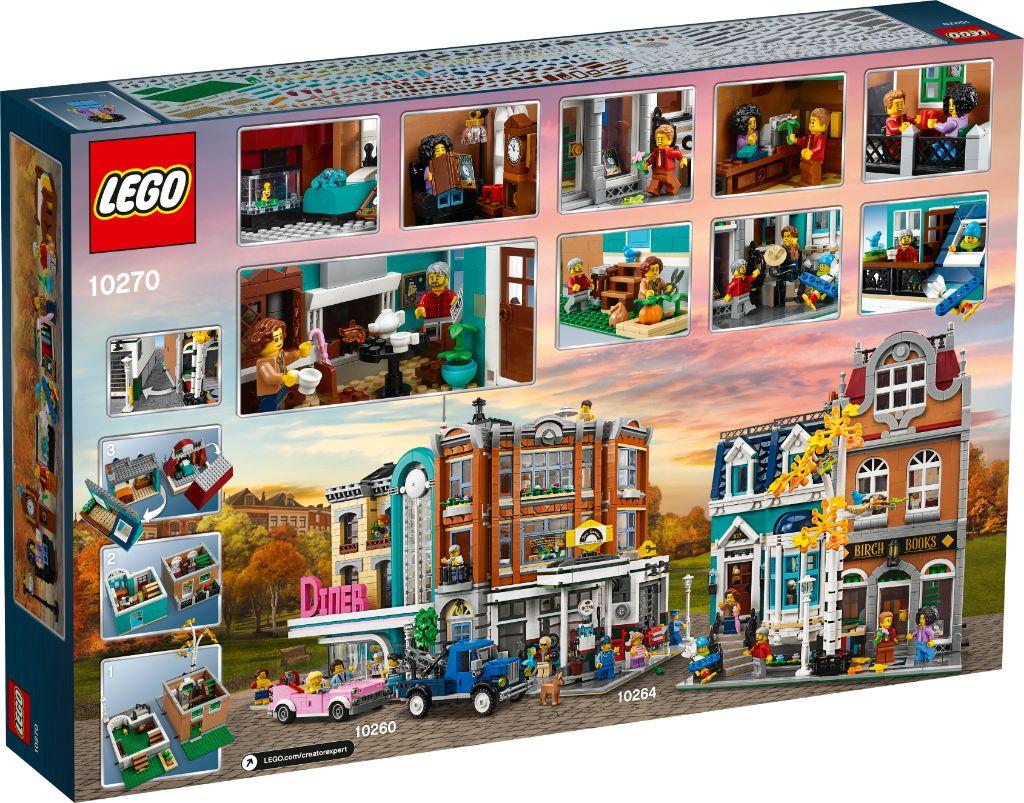 LEGO Creator Expert 10270 Bookshop 36