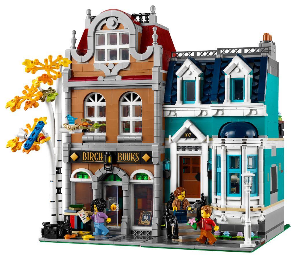 LEGO Creator Expert 10270 Bookshop 70