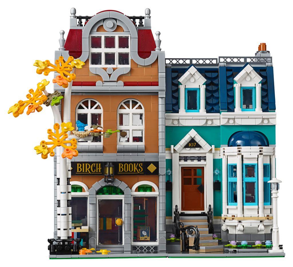 LEGO Creator Expert 10270 Bookshop 72
