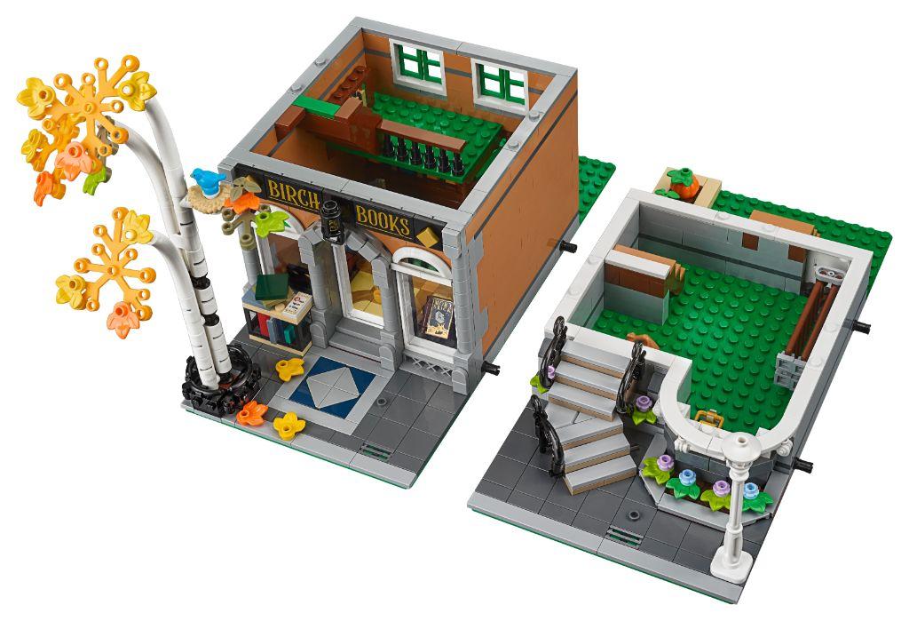 LEGO Creator Expert 10270 Bookshop 73