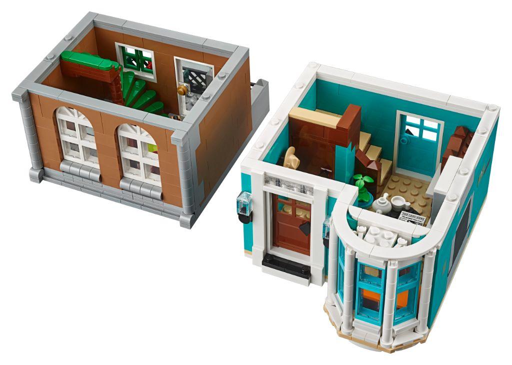 LEGO Creator Expert 10270 Bookshop 74