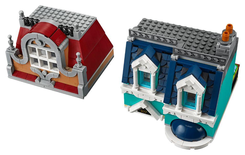 LEGO Creator Expert 10270 Bookshop 75
