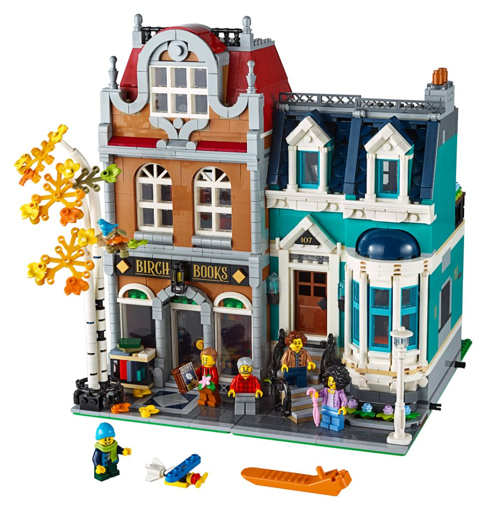 LEGO Creator Expert 10270 Bookshop 76