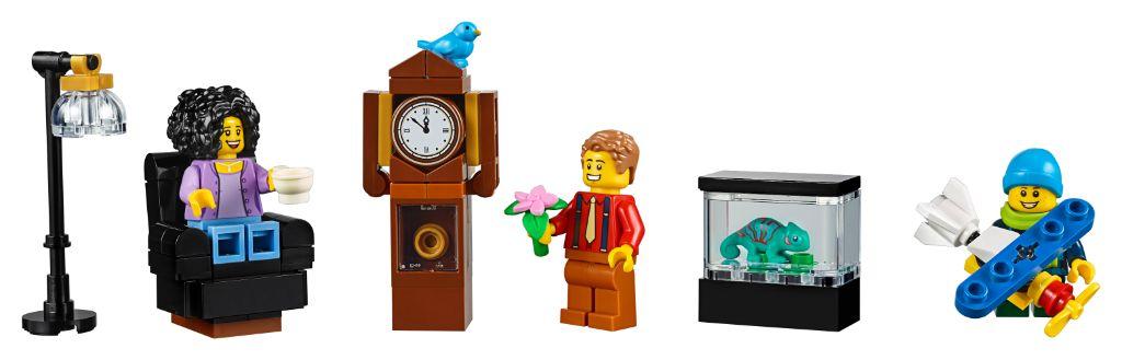 LEGO Creator Expert 10270 Bookshop 77