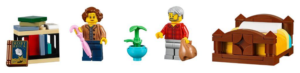 LEGO Creator Expert 10270 Bookshop 78
