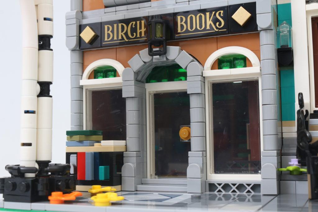 LEGO Creator Expert 10270 Bookshop Review 31