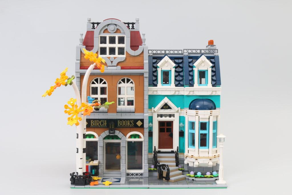 LEGO Creator Expert 10270 Bookshop Review 4