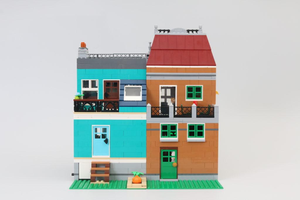 LEGO Creator Expert 10270 Bookshop Review 6