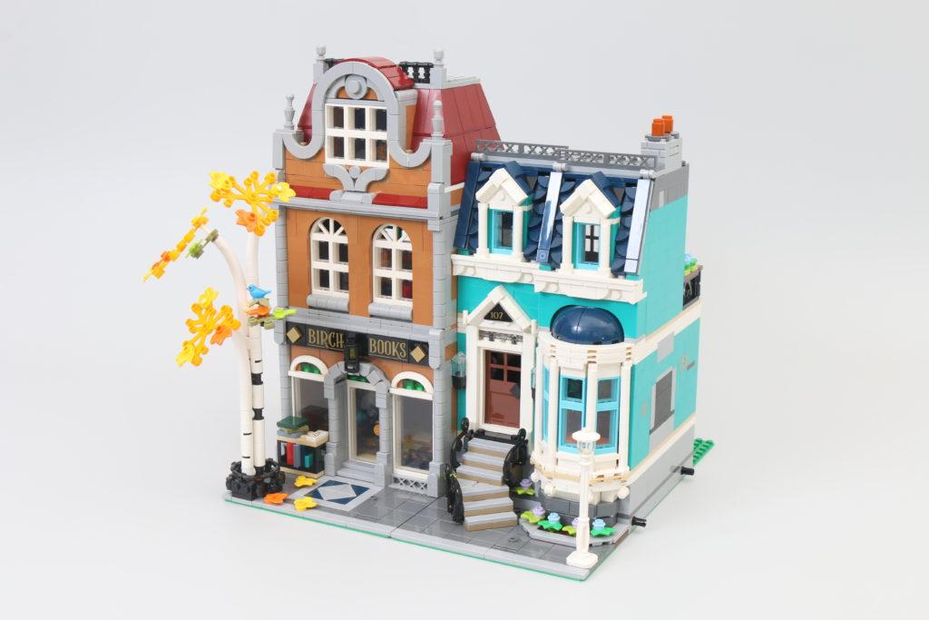 LEGO Creator Expert 10270 Bookshop Review 8