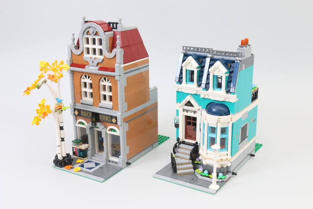LEGO Creator Expert 10270 Bookshop Review 9