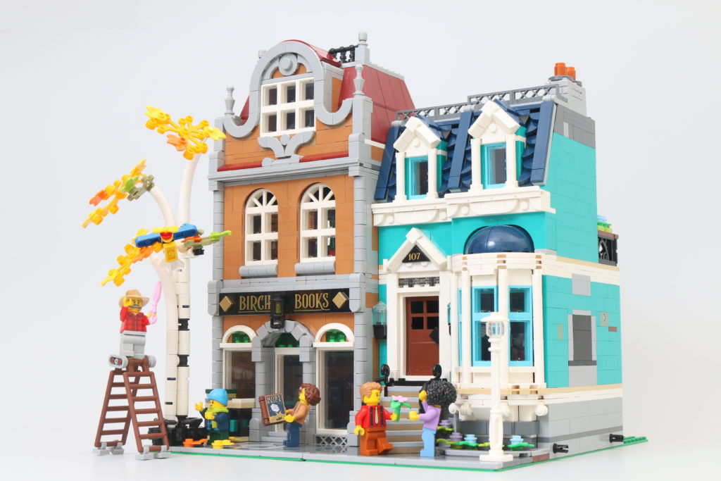 LEGO Creator Expert 10270 Bookshop Review Final