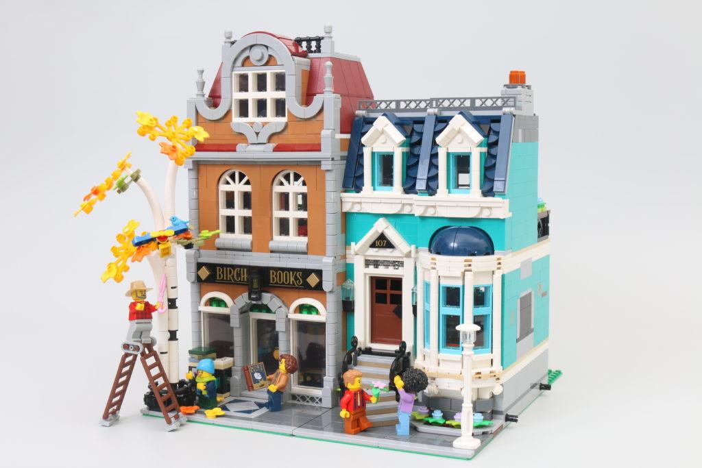 LEGO Creator Expert 10270 Bookshop Review Main