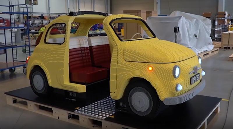LEGO Creator Expert 10271 Fiat 500 Big Build Featured 2 800 445