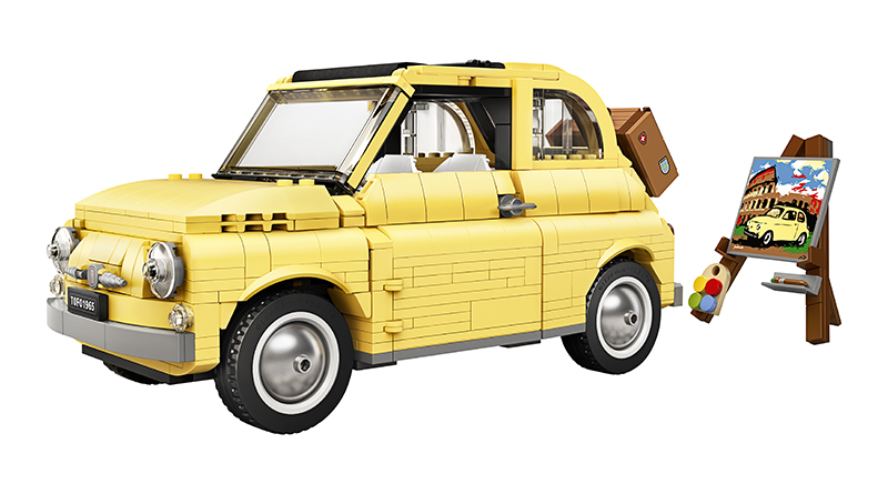 LEGO Creator Expert 10271 Fiat 500 Featured 2 800 445