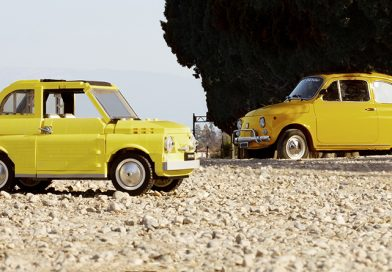 LEGO Creator Expert 10271 Fiat 500 to be reissued in a new colour