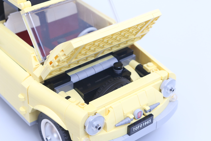 LEGO Creator Expert 10271 Fiat 500 Review 10 1