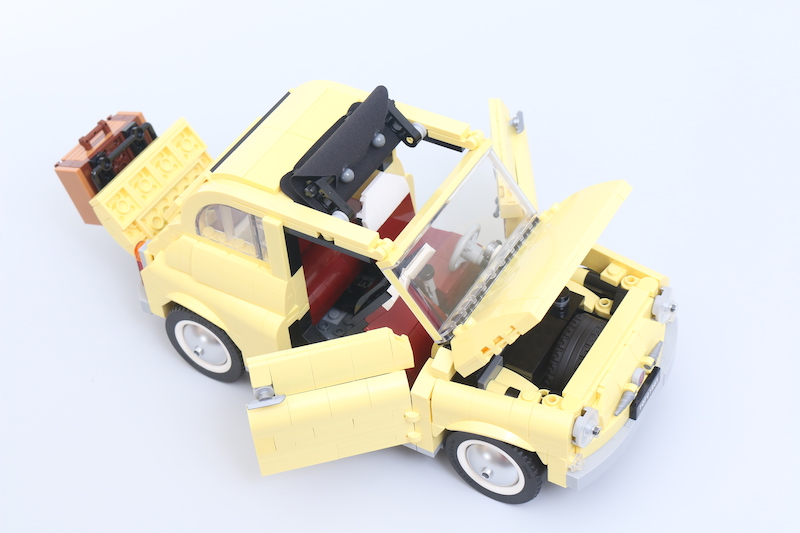 LEGO Creator Expert 10271 Fiat 500 Review 11 1