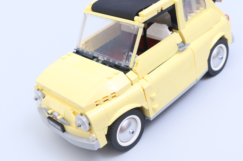 LEGO Creator Expert 10271 Fiat 500 Review 19 1