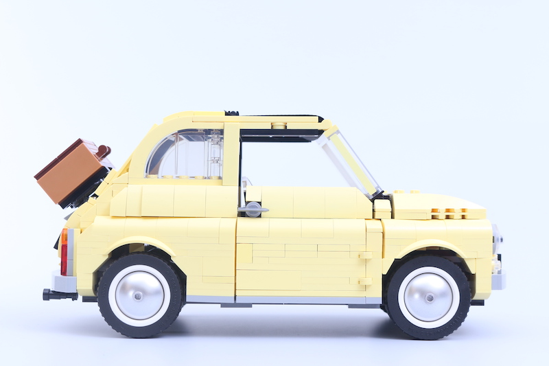 LEGO Creator Expert 10271 Fiat 500 Review 3