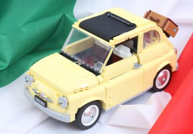 LEGO Creator Expert 10271 Fiat 500 review