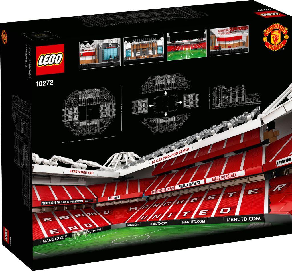 LEGO Creator Expert 10272 Old Trafford Manchester United 17