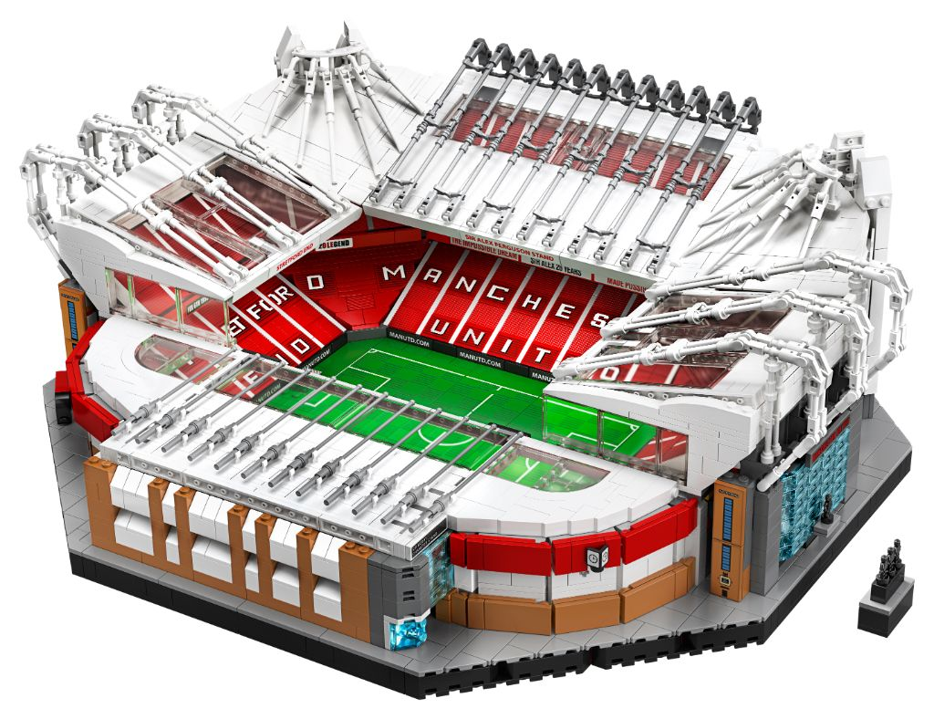 LEGO Creator Expert 10272 Old Trafford Manchester United 2