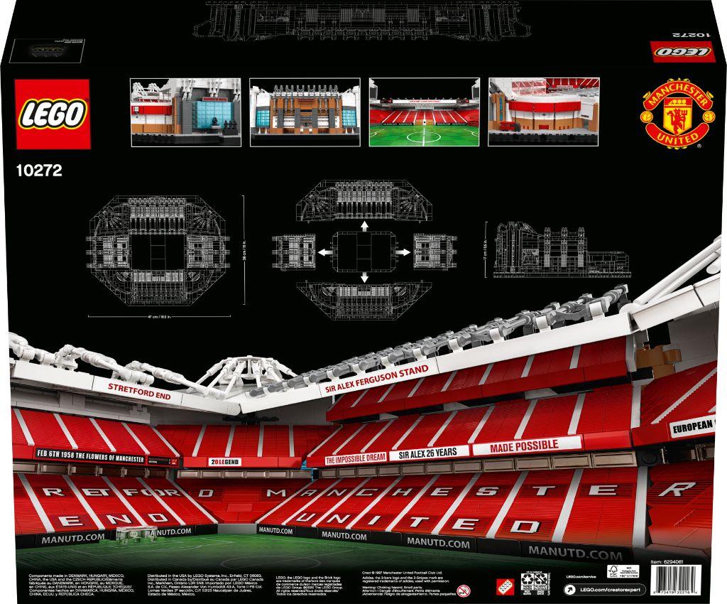 LEGO Creator Expert 10272 Old Trafford Manchester United 20