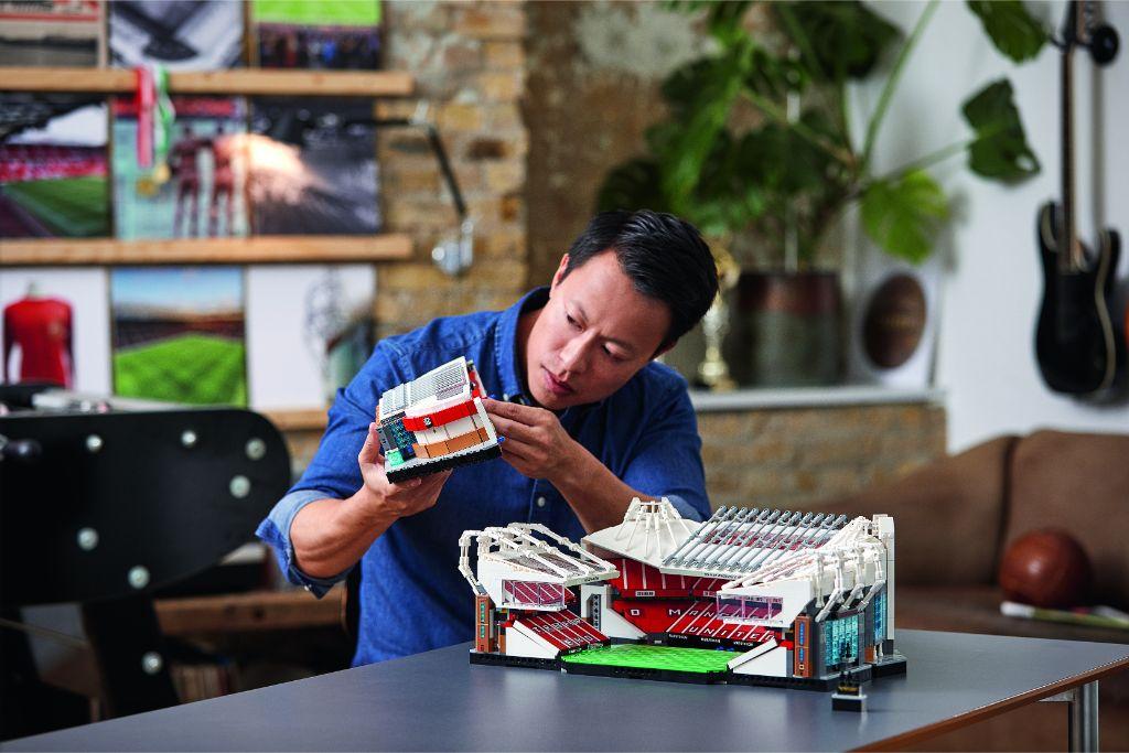 LEGO Creator Expert 10272 Old Trafford Manchester United 48