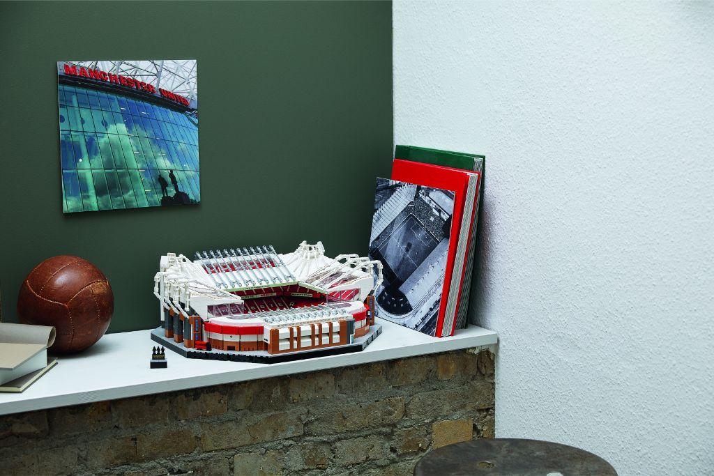 LEGO Creator Expert 10272 Old Trafford Manchester United 51