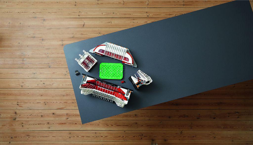 LEGO Creator Expert 10272 Old Trafford Manchester United 54