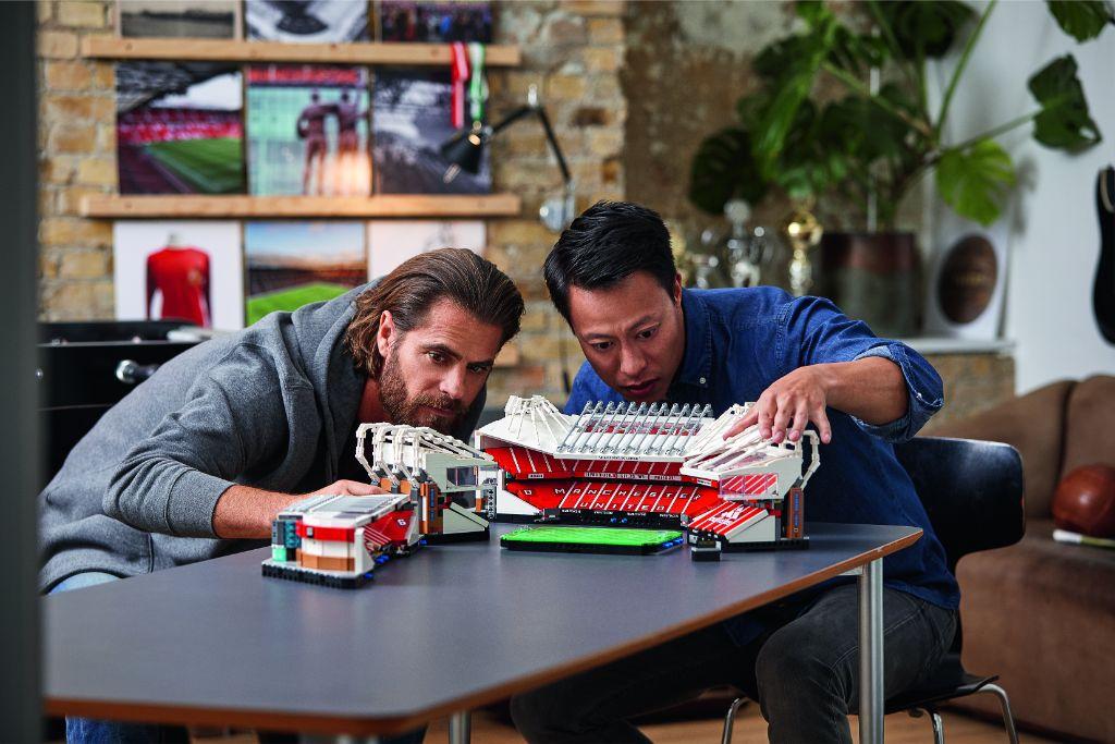 LEGO Creator Expert 10272 Old Trafford Manchester United 56