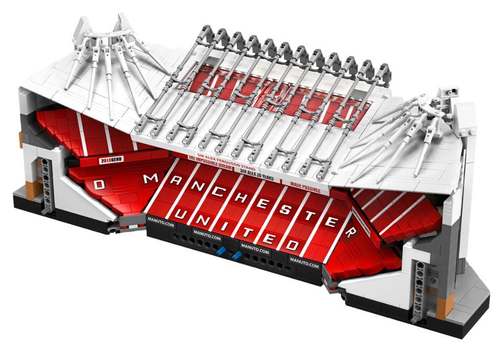 LEGO Creator Expert 10272 Old Trafford Manchester United 6