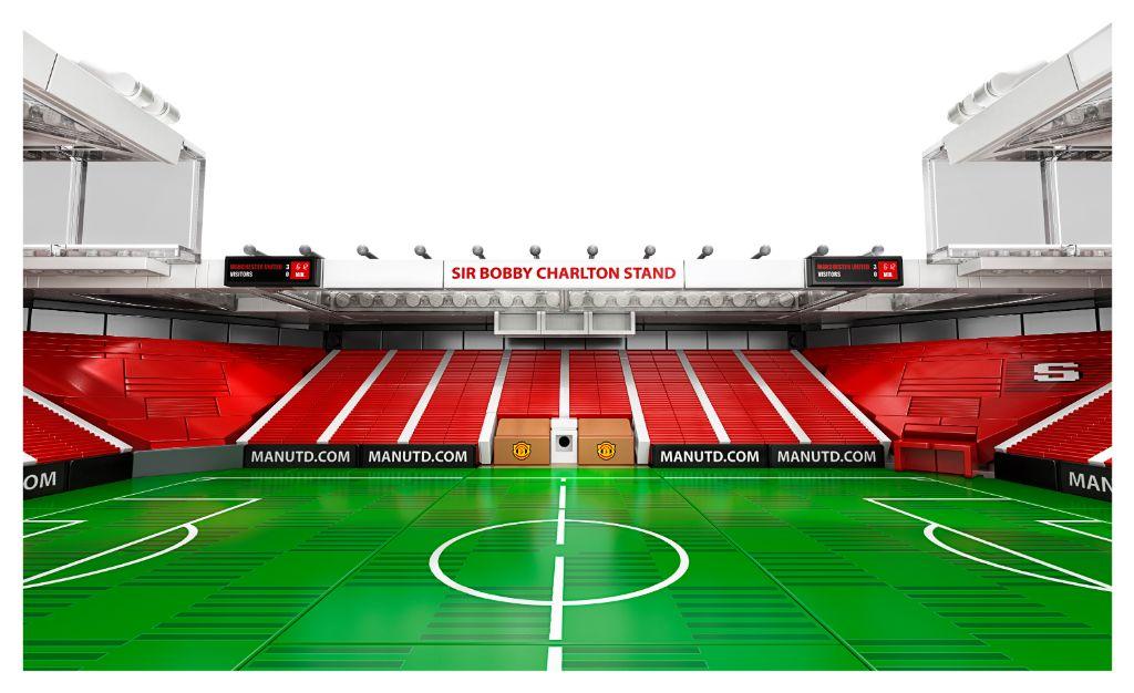 LEGO Creator Expert 10272 Old Trafford Manchester United 61