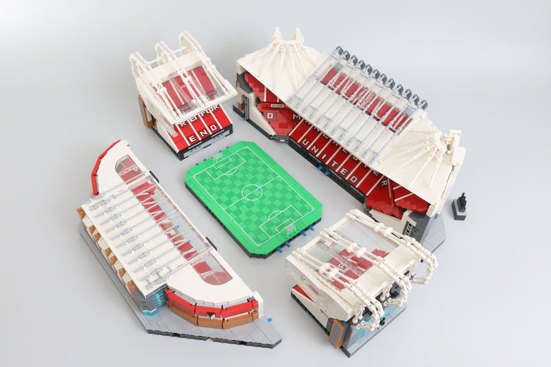 LEGO Creator Expert 10272 Old Trafford Manchester United Review 12 1