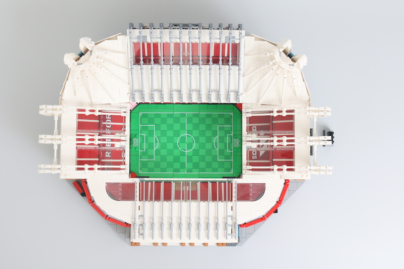 LEGO Creator Expert 10272 Old Trafford Manchester United Review 19 2