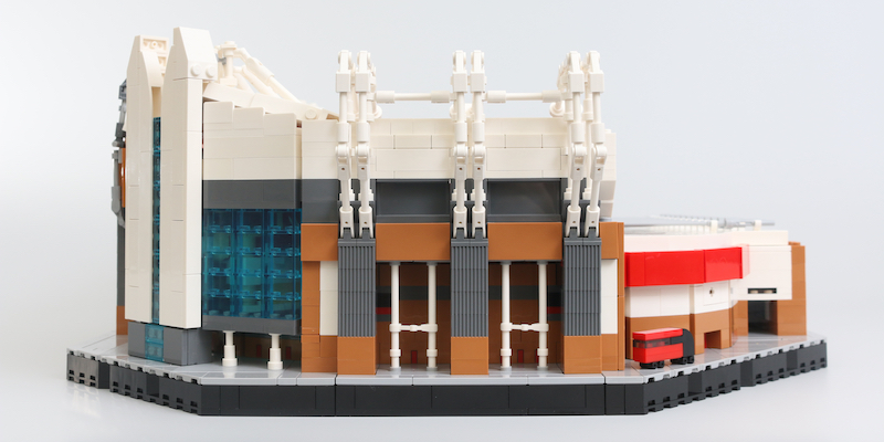 LEGO Creator Expert 10272 Old Trafford Manchester United Review 5