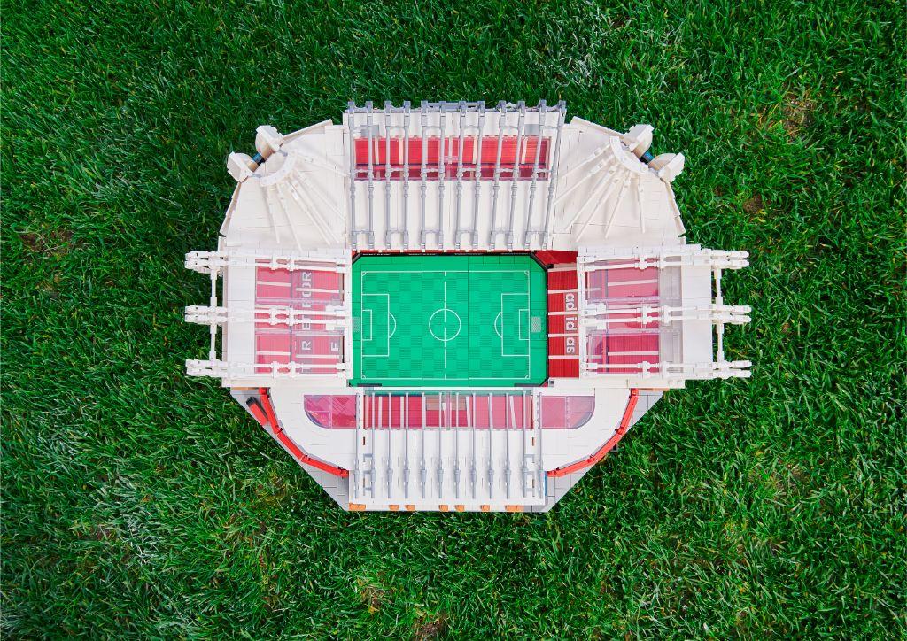 LEGO Creator Expert 10272 Old Trafford Manchester United Stadium 7