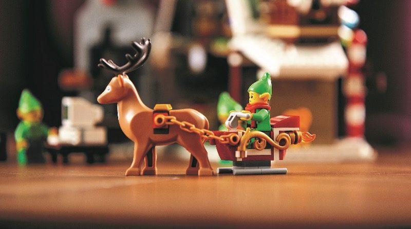 LEGO Creator Expert 10275 Elf Club House featured