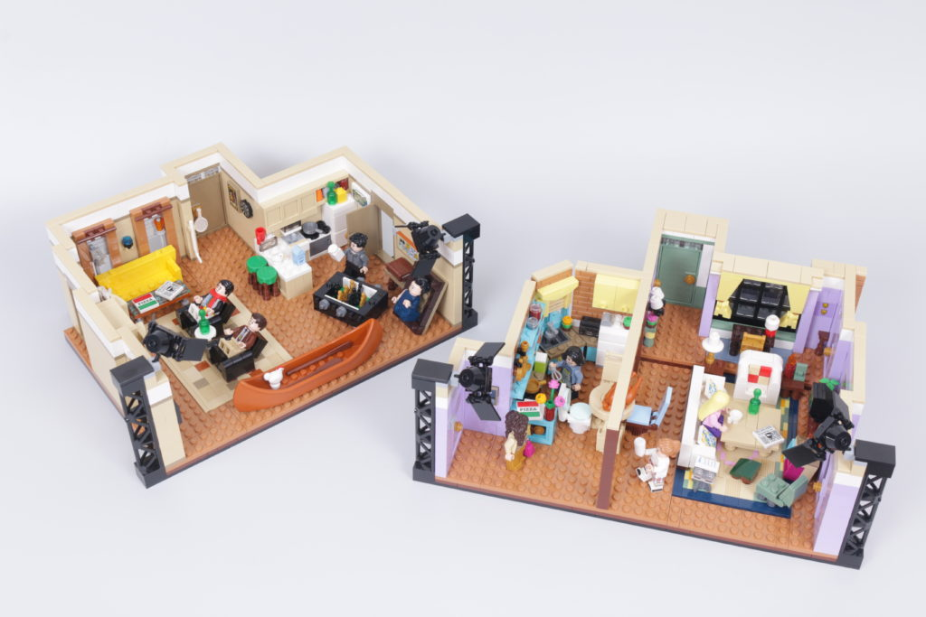 LEGO Creator Expert 10292 Friends Apartments review 63
