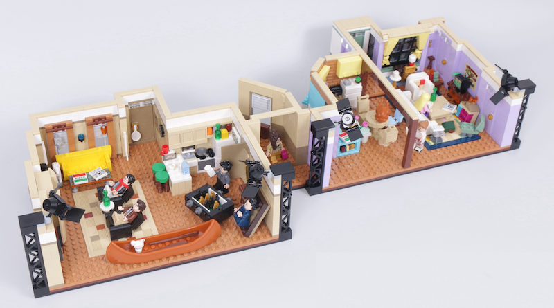 LEGO Creator Expert 10292 Friends Apartments review title 2