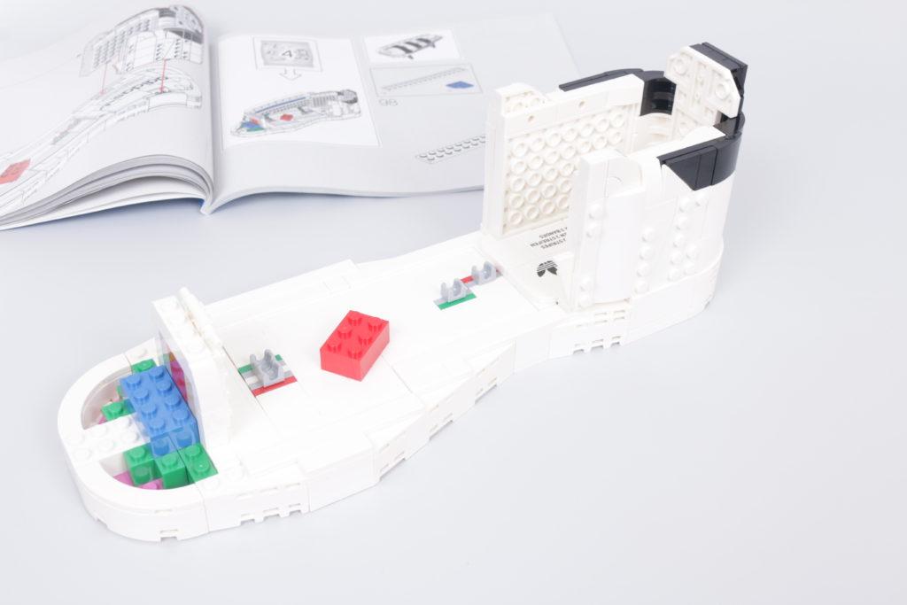LEGO Creator Expert 18 plus 10282 Adidas Superstar review 16